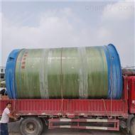 GRP一體化截流提升井廠家設計因素