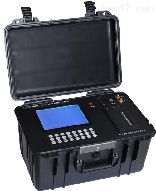 KJD-2000R测氡仪