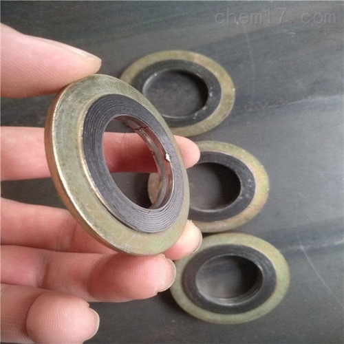 内外环加四氟金属缠绕垫片厂家