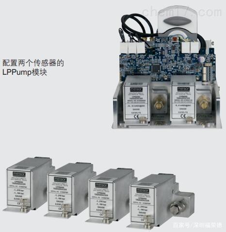 WIKA代理威卡压力控制器CPC6050模块化设计