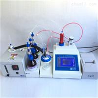 不溶性固体卡尔费休水分测定仪