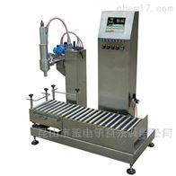 ACX洗衣液灌装机 半自动机油灌装设备