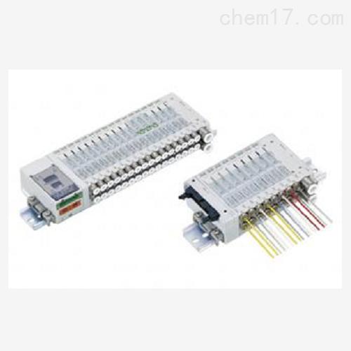 日本CKDPLC对应型模块集成阀