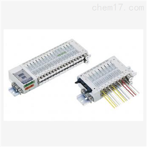 MN3E・MN4E日本CKDPLC对应型模块集成阀