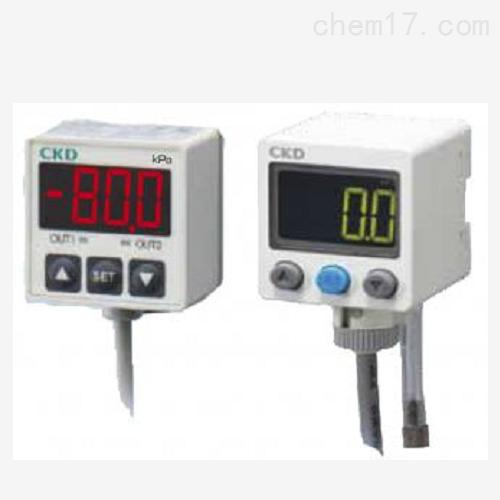 日本CKD带数字显示的电子式压力开关