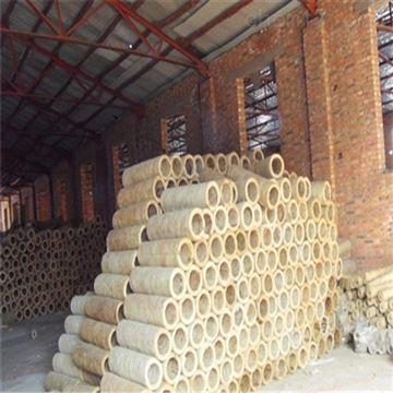 27-1220DN133规格岩棉保温管厂家生产