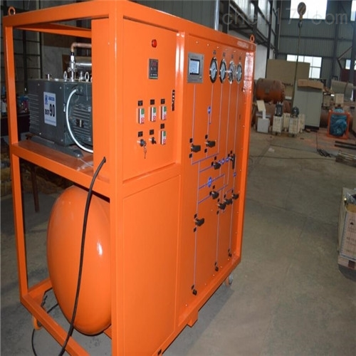 SF6气体抽真空充气装置承接