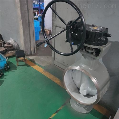 D363H焊接蝶阀
