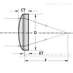 Eksma UV FS平凸透镜-4