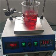 恒温搅拌机JJ-2A双数显控温电动搅拌器