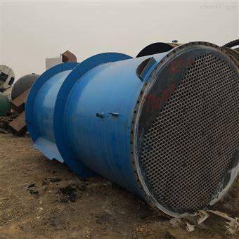 回收钛材列管式冷凝器