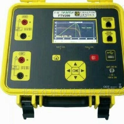 CA公司 FTV-200光伏效率检测仪