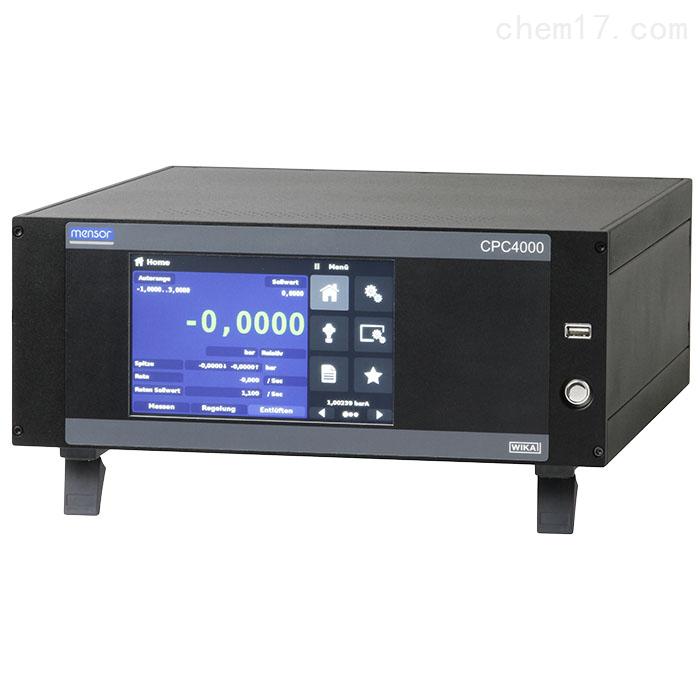 WIKA威卡工业型压力控制器CPC4000高精度