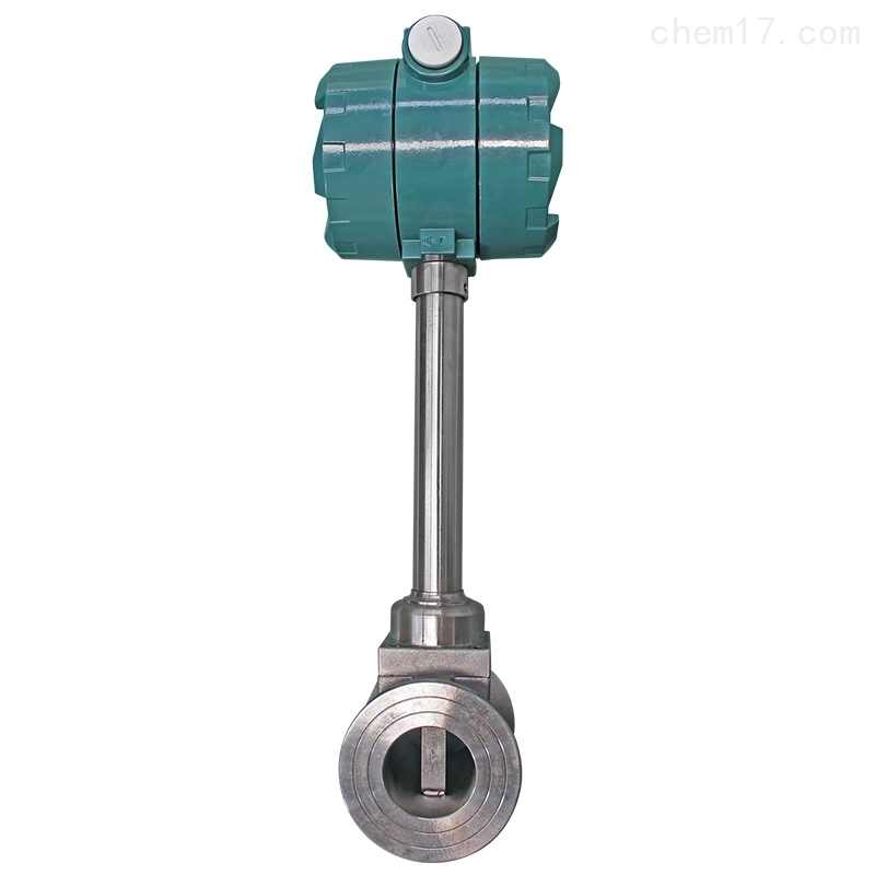分体式涡街流量计用于气体液体蒸汽测量