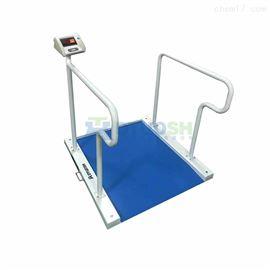 SCS單引坡不銹鋼電子輪椅秤