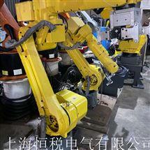 FANUC维修保养FANUC机器人示教器开机无法进入系统修复