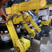 FNAUC维修保养发那科机器人示教器开机启动无反应修理厂家