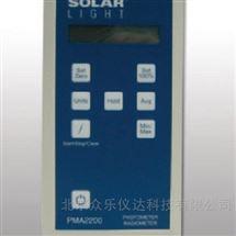 PMA2200solar light 紫外可见光红外光辐射测量仪