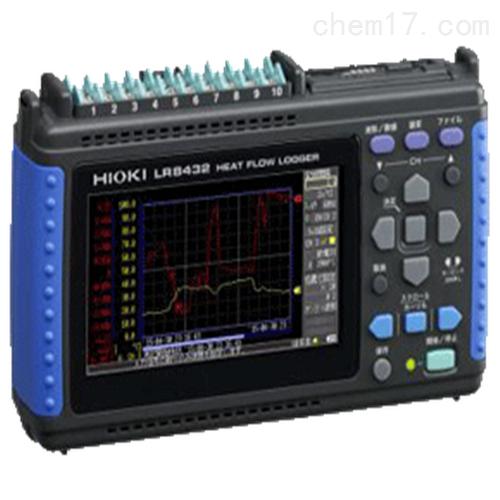 日本日置数据采集器LR8432