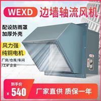 WEXD-300D4WEX带防雨罩厂用防爆型轴流风机