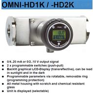 OMNI-HD2KHonsberg流量计带液晶显示控制器活塞