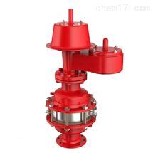 ZH/8100排大氣阻火防爆呼吸閥