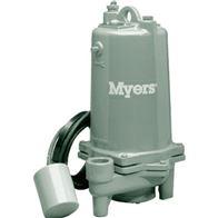 MG200-21,MG200-21P美国Myers研磨泵Myers潜水磨床泵下水道应用