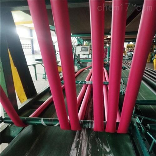 厂家定制黑色吸音橡塑海绵管