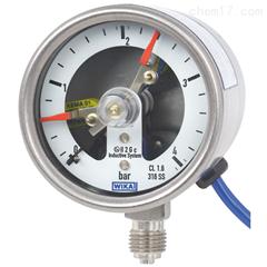 PGT23.100, PGT23.160WIKA威卡电信号输出的波登管压力表团购价