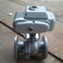 Q941F電動不銹鋼球閥