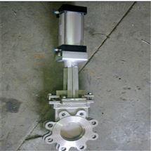 PZ673F-10P氣動不銹鋼刀閘閥