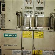 修复解决西门子611伺服控制器报过流及过载