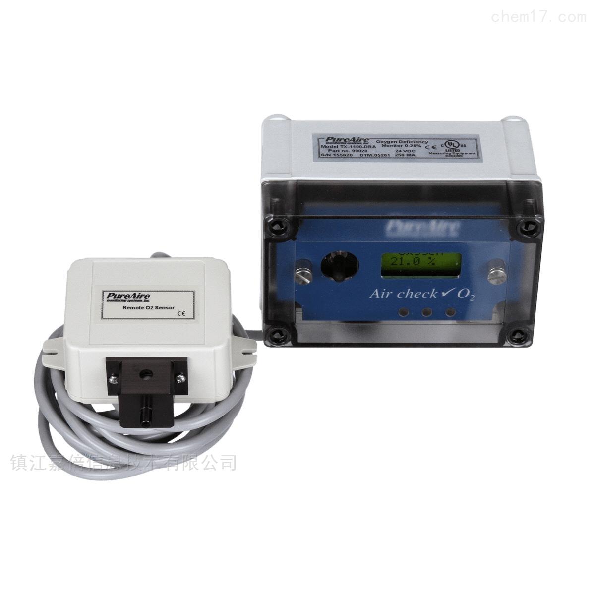 PureAire硅烷监控器 (SiH4)