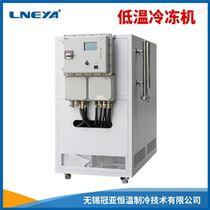 LN-15W實驗水冷防爆冷凍機組常見的溫度故障解決