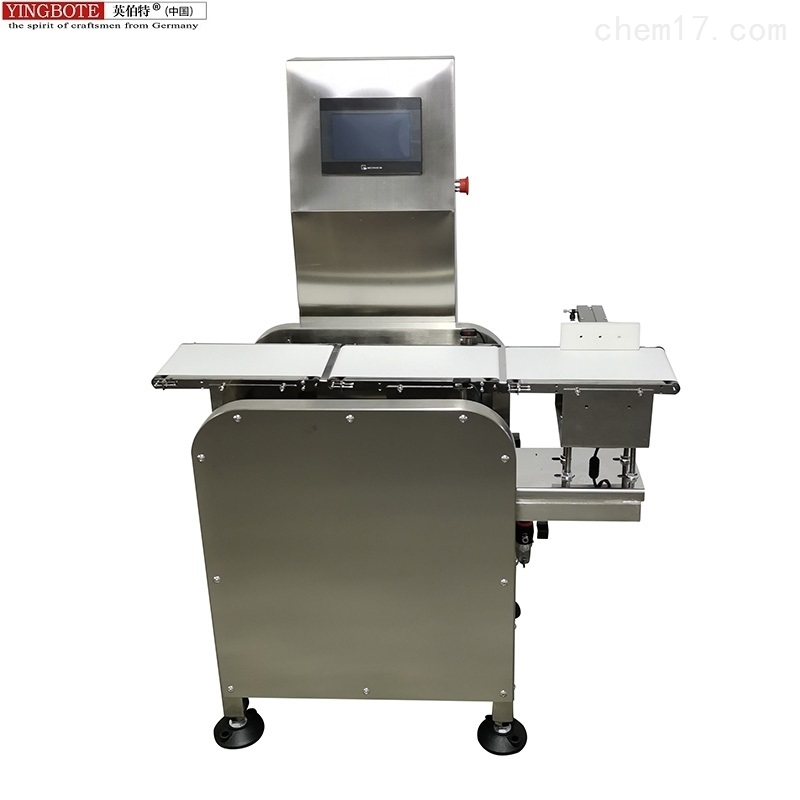 动态分拣机重量检测分选机特点
