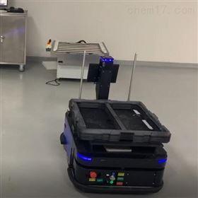 視覺自主搬運機器人