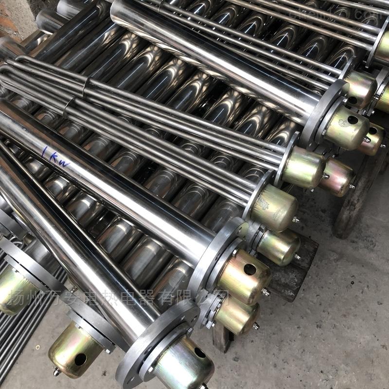 护套式加热器 SRY6-4 380V/6KW 321材质