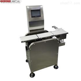 重量检测分选机在线分拣秤设计