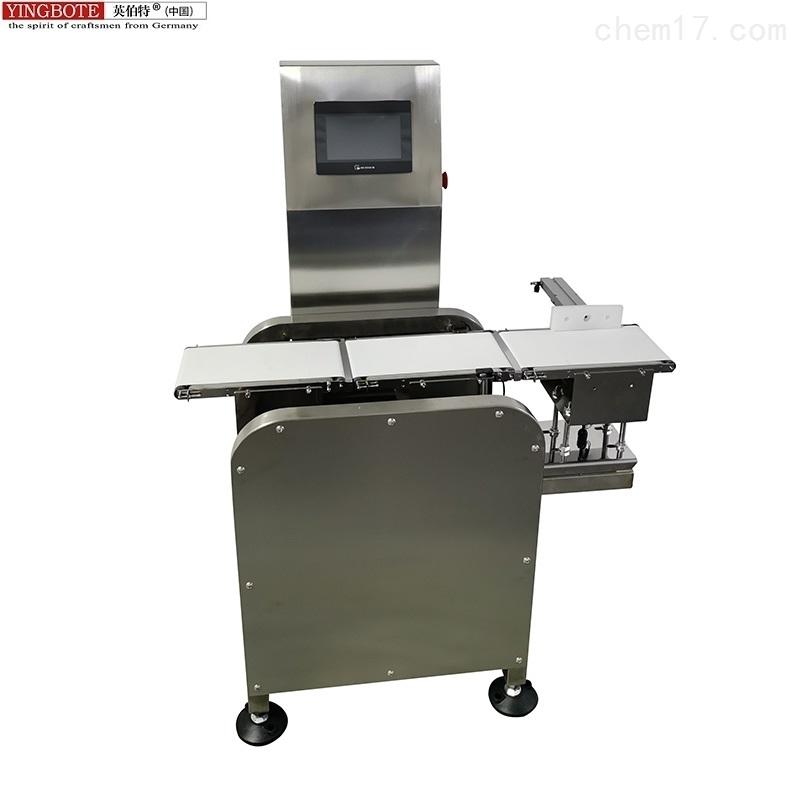 冷冻鸡肉电子分选秤流水线分选机