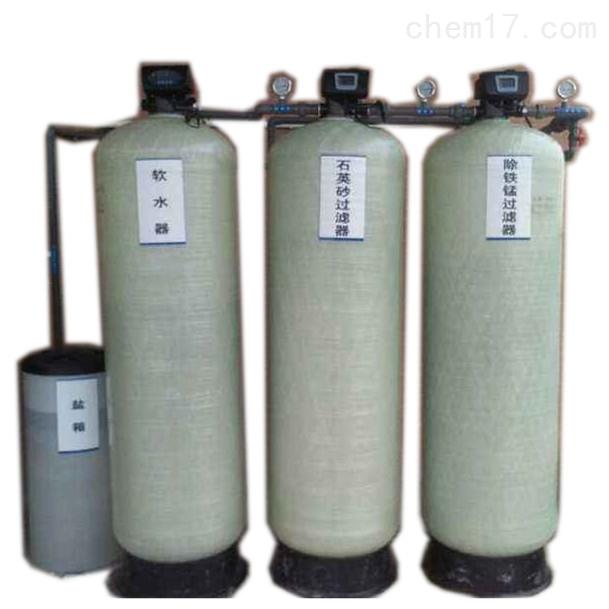 宁波10吨锅炉软化水设备