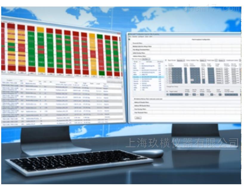 渦流數據自動分析軟件操作步驟