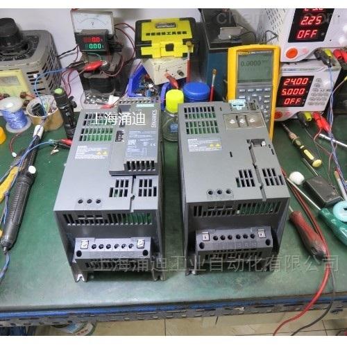 西门子PM340变频器报故障不开机维修