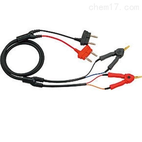 夹形测试线用于微电阻计