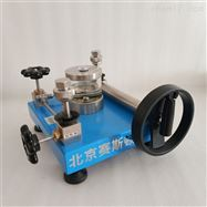 SD108臺式手動液壓源