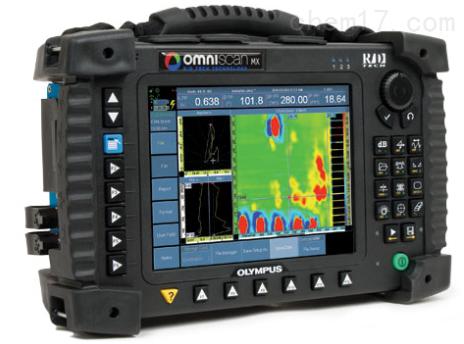 OmniScan MX EC涡流阵列检测仪
