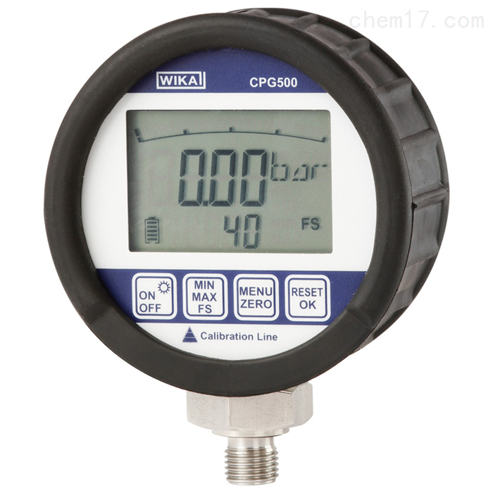 WIKA(威卡)CPG500型数字式压力表厂家代理