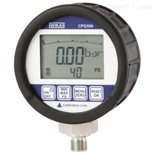 WIKA CPG500数字式压力表 压力测量