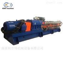 KET135机高产量PVC电缆料双阶双螺杆挤出机