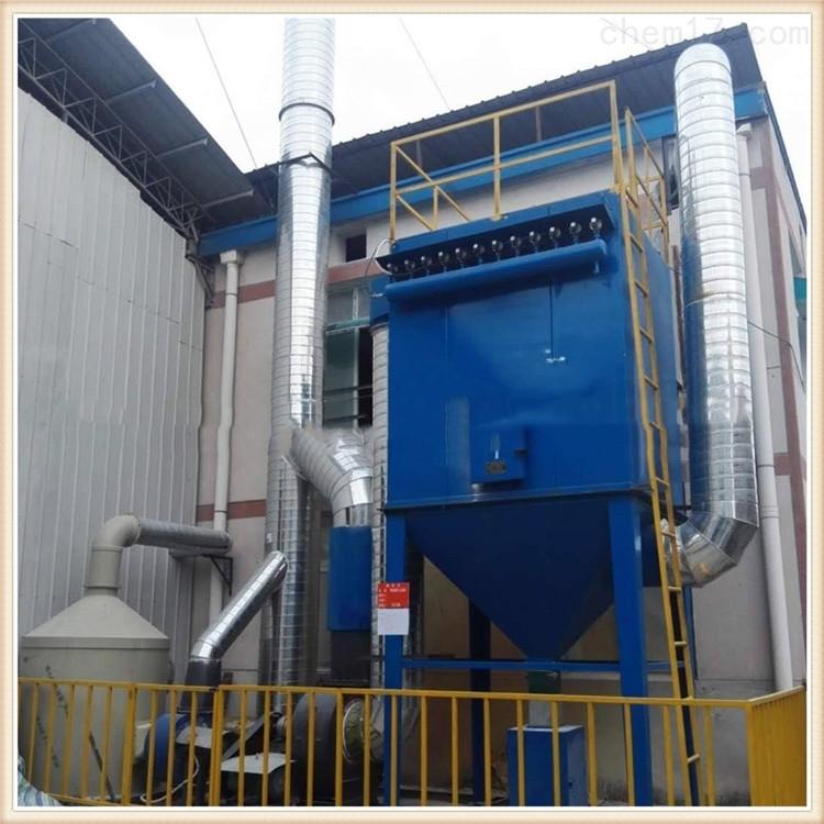 二手锅炉除尘设备处理