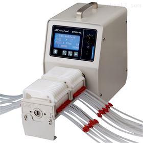 BT100-1L保定兰格多通道蠕动泵